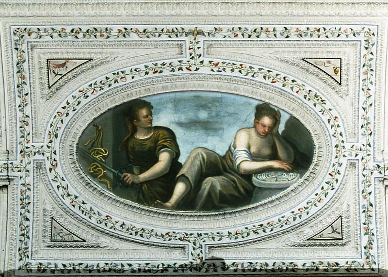 rotonda-palladio-interior-pintura