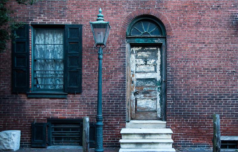 philadelphia facade