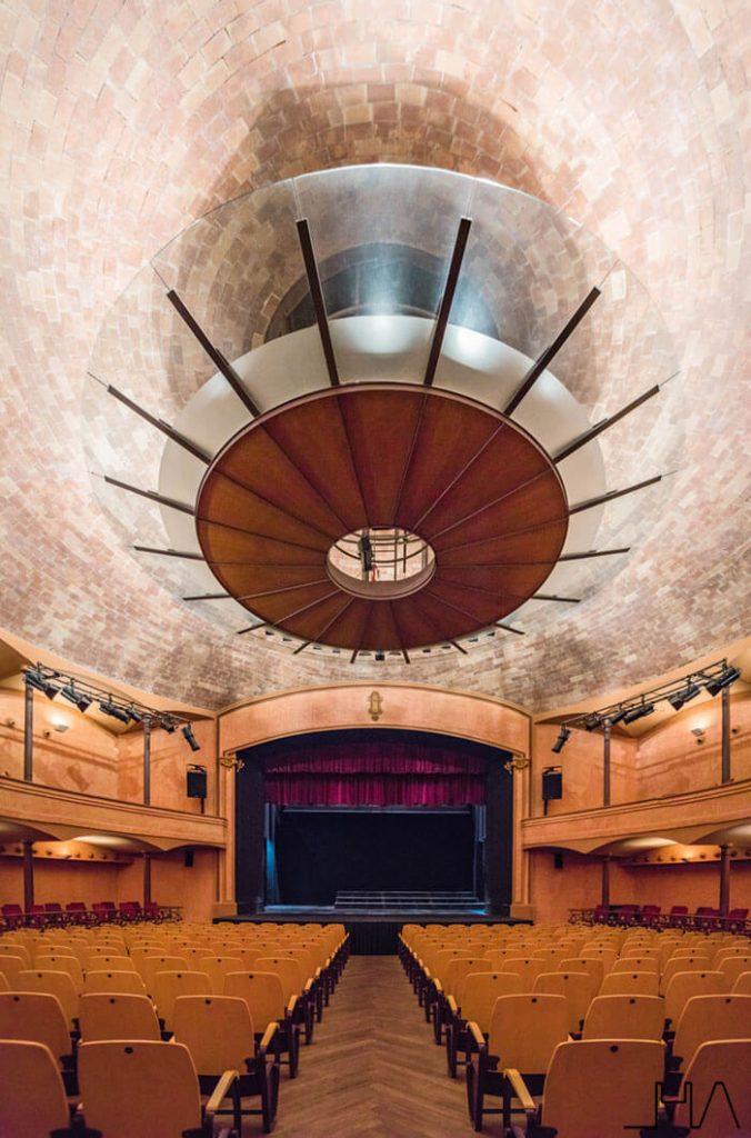 Bóveda Teatro La Massa