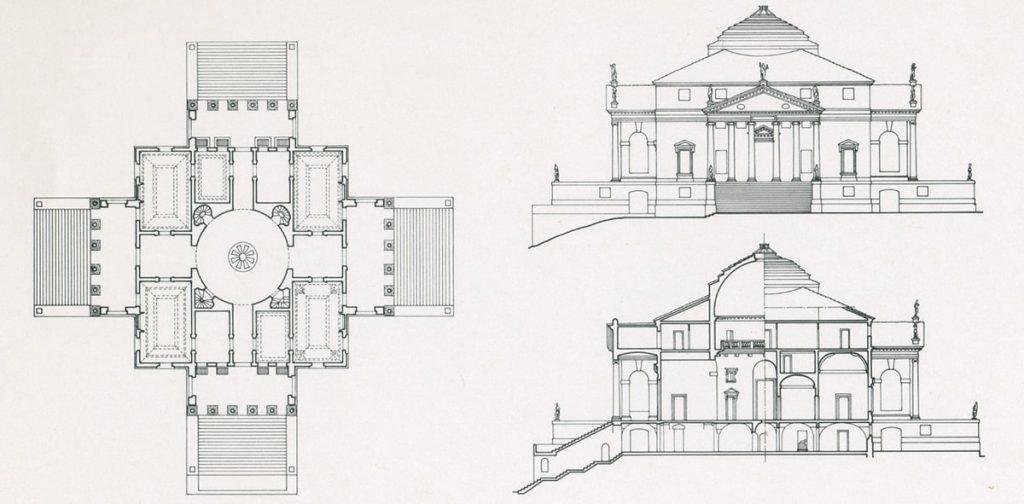 rotonda-palladio-plan
