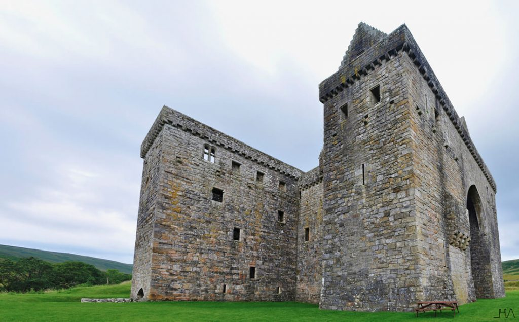 hermitage-castle-scotland-borders 11