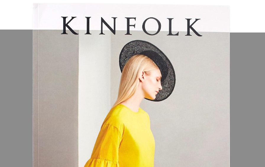 Revista Kinfolk, Edición Viajes. Le Corbusier