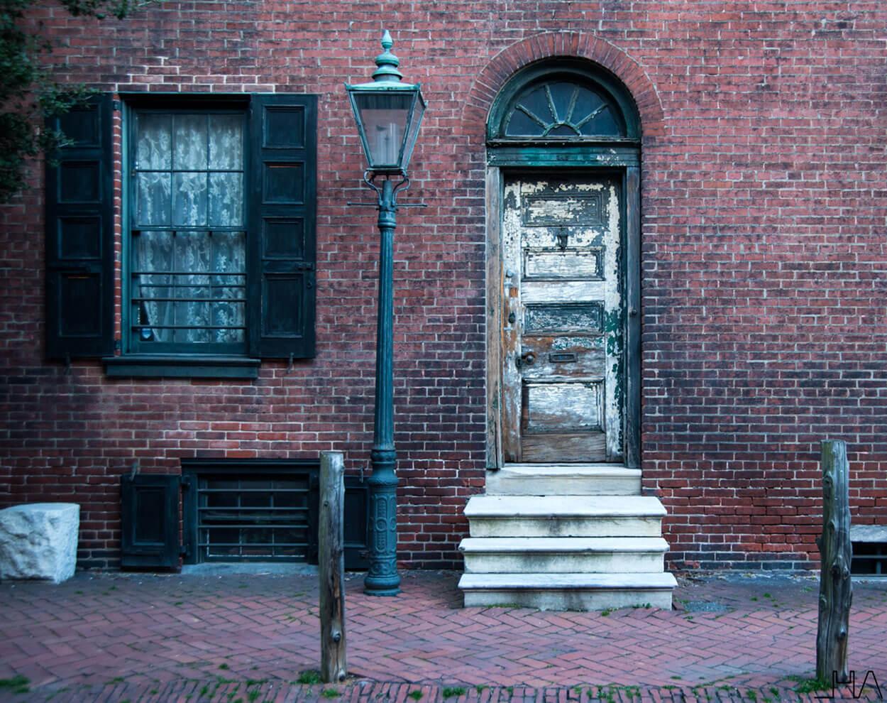 Society Hill Philadelphia