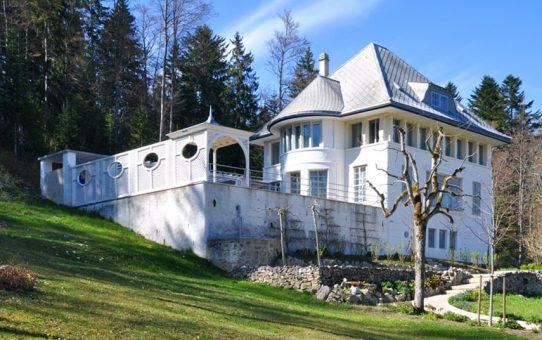 Maison Blanche Le Corbusier